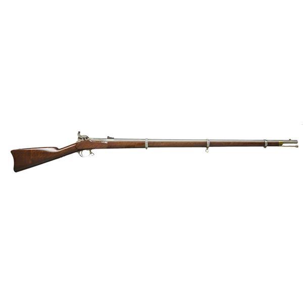 SCARCE CIVIL WAR MODEL 1863 LINDSAY 2 SHOT RIFLE