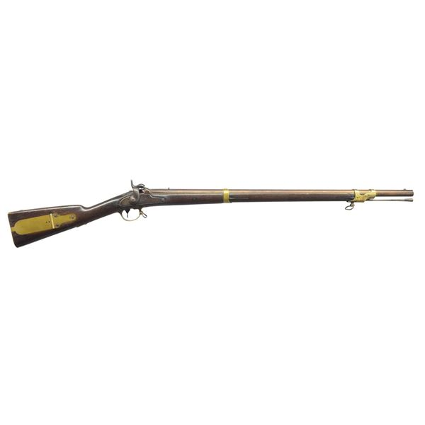 US MODEL 1851 MISSISSIPPI RIFLE BY ROBBINS,