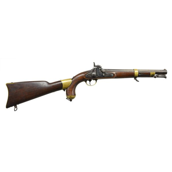 US MODEL 1855 PISTOL CARBINE WITH MATCHING
