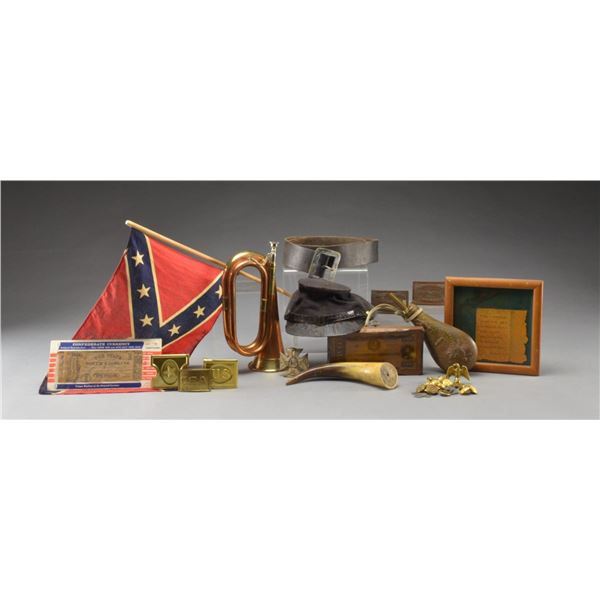REPRODUCTION & NEWLY MADE CIVIL WAR STYLE ITEMS.