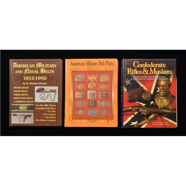 LOT OF 63 CIVIL WAR ERA REFERENCE BOOKS.