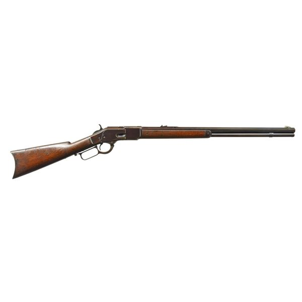 WINCHESTER 2ND MODEL 1873 RIFLE.