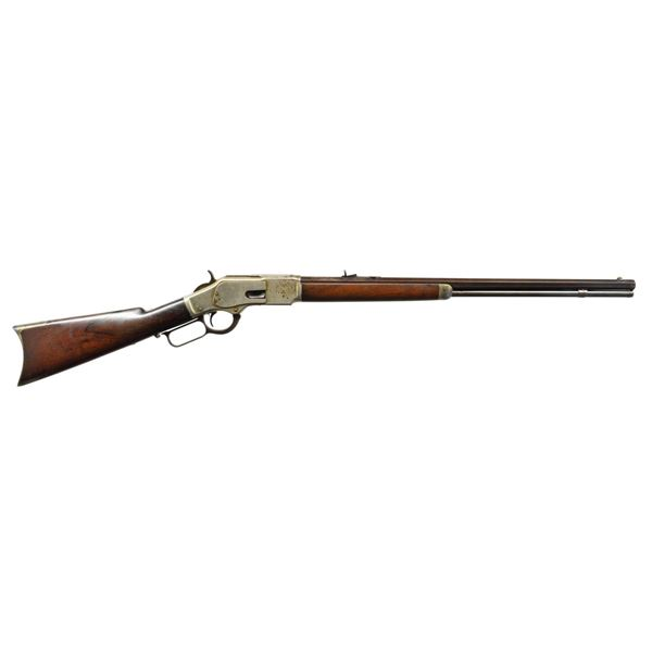 SPECIAL ORDER HALF NICKEL 73 WINCHESTER RIFLE.