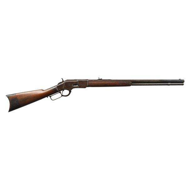 WINCHESTER 3RD MODEL 1873 RIFLE.