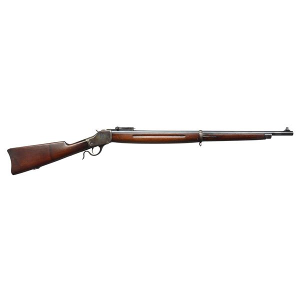 WINCHESTER 1885 HIGH WALL WINDER MUSKET.