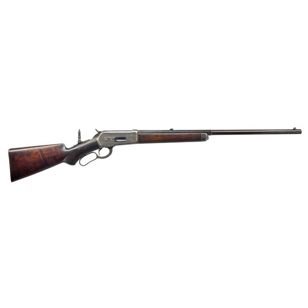 ANTIQUE WINCHESTER 1886 SEMI DELUXE LEVER ACTION