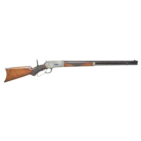 WINCHESTER 1886 DELUXE LEVER ACTION RIFLE.