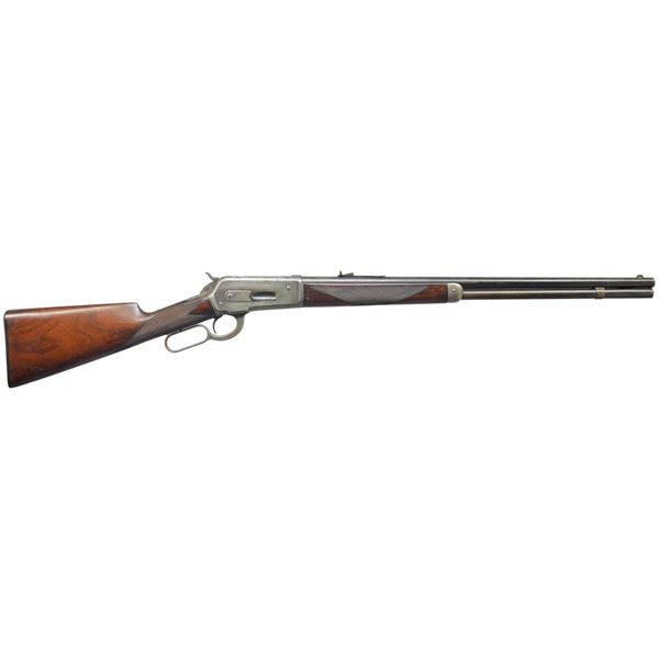 WINCHESTER 1886 LEVER ACTION RIFLE WITH RARE