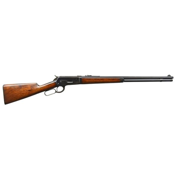 WINCHESTER 1886 TAKEDOWN LEVER ACTION RIFLE.