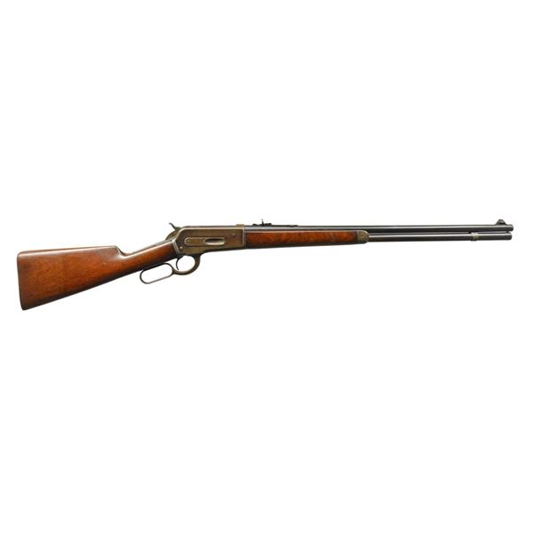 WINCHESTER 1886 LEVER ACTION RIFLE.