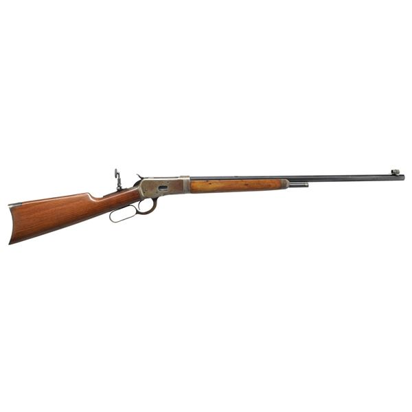 WINCHESTER 1892 TAKEDOWN LEVER ACTION RIFLE.