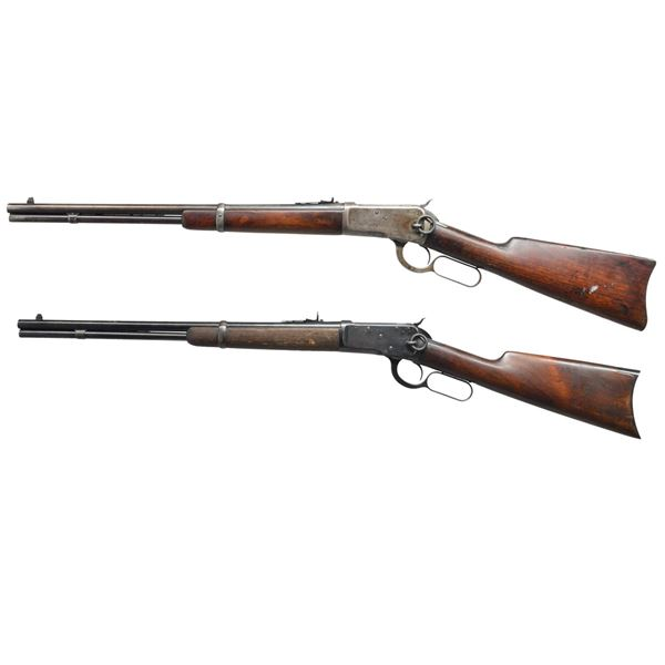 WINCHESTER MODEL 92 & 1892 LEVER ACTION SRCs.