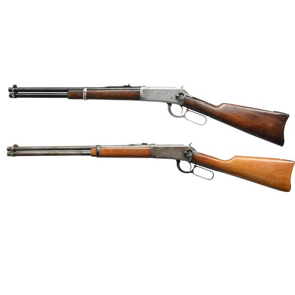 2 WINCHESTER 1894 LEVER ACTION SRCs.