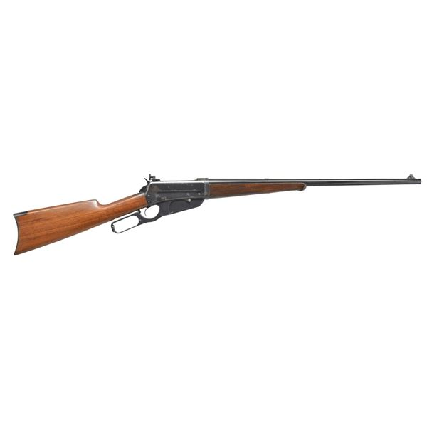 WINCHESTER 95 TAKEDOWN LEVER ACTION RIFLE.