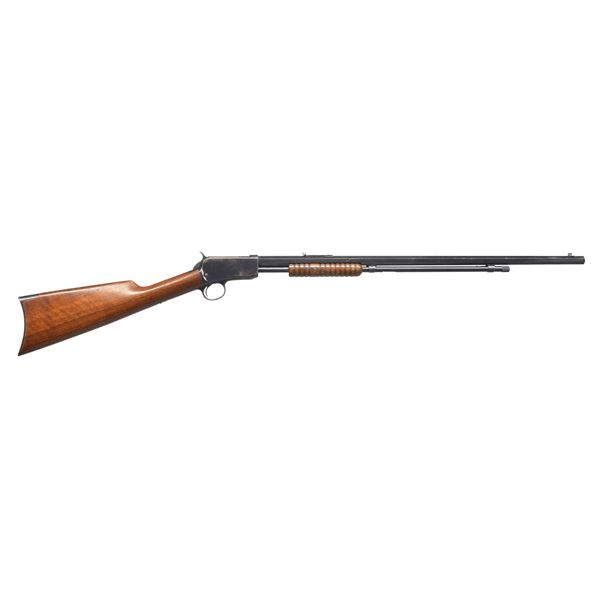 WINCHESTER 1890 SECOND MODEL SLIDE ACTION RIFLE.