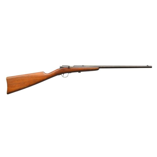 WINCHESTER 1900 BOLT ACTION RIFLE.