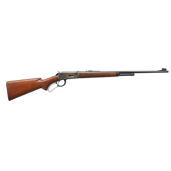 WINCHESTER MODEL 64 LEVER ACTION RIFLE.