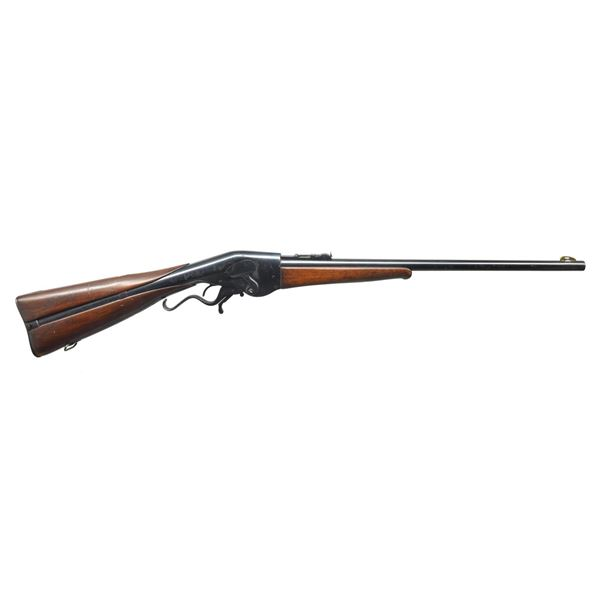 EVANS NEW MODEL LEVER ACTION REPEATING RIFLE.