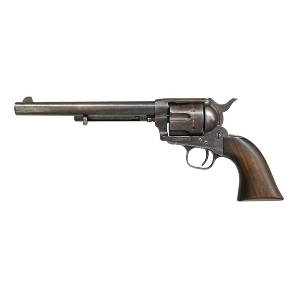 RARE & FINE, EARLY 1874 AINSWORTH INSPECTED COLT