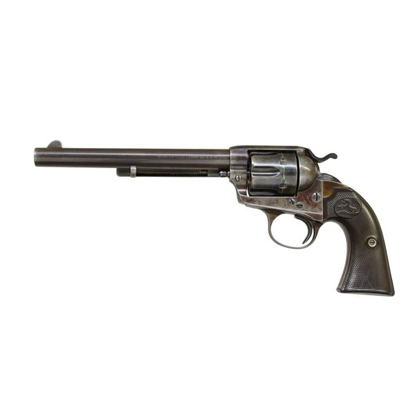 COLT BISLEY SA REVOLVER, 1 OF ONLY 29 PRODUCED.