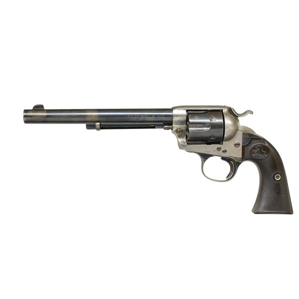 COLT BISLEY MODEL SA REVOLVER IN LOWER PRODUCTION