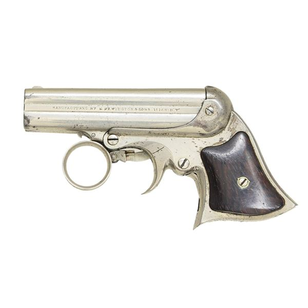 "REMINGTON ELLIOT ""PEPPERBOX"" DERRINGER."