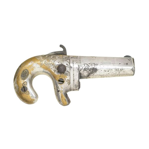 MOORE'S PATENT SINGLE SHOT DERRINGER.