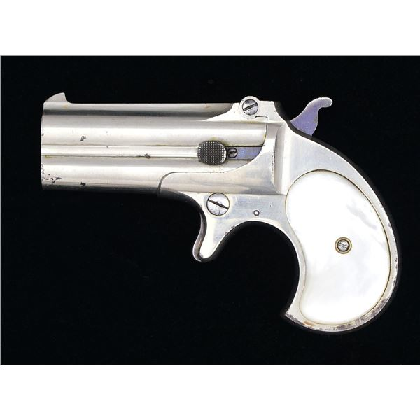 REMINGTON 95 O/U DERRINGER PISTOL.