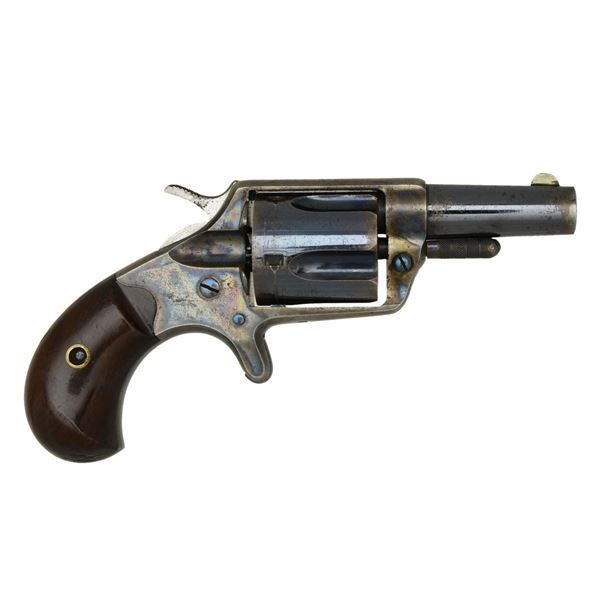 EXTREMELY FINE BLUE & CASE 38-CALIBER COLT NEW