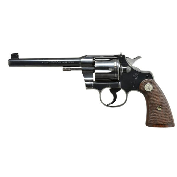 COLT OFFICERS MODEL TARGET THIRD ISSUE DA
