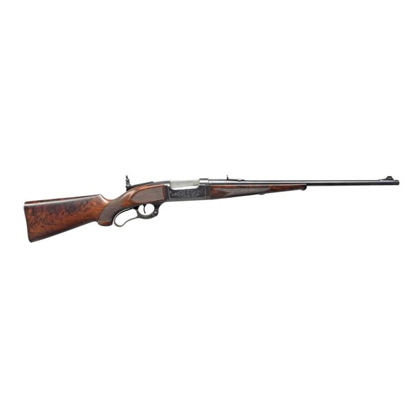 SAVAGE 99-K DELUXE ENGRAVED TAKEDOWN LEVER ACTION