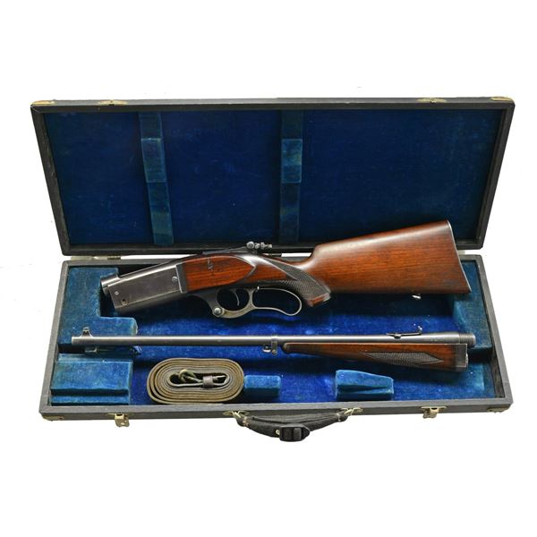 SAVAGE 99G DELUXE TAKEDOWN LEVER ACTION RIFLE WITH