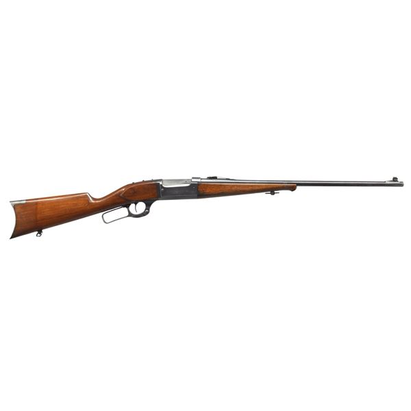 SAVAGE MODEL 99A LEVER ACTION RIFLE.