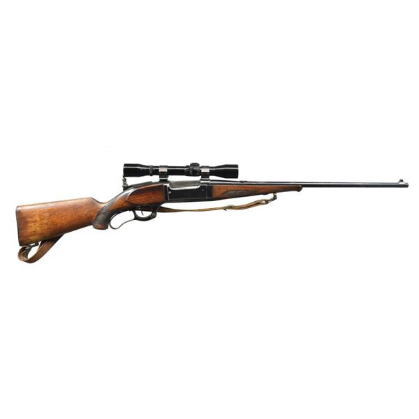 SAVAGE 99G DELUXE TAKEDOWN LEVER ACTION