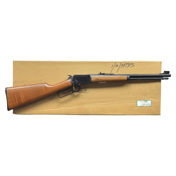 """MARLIN MODEL 39TDS LEVER ACTION """"BICYCLE"""" CARBINE."""