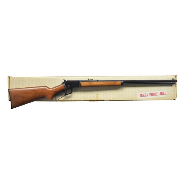 MARLIN MODEL 39A OCTAGON LEVER ACTION RIFLE.