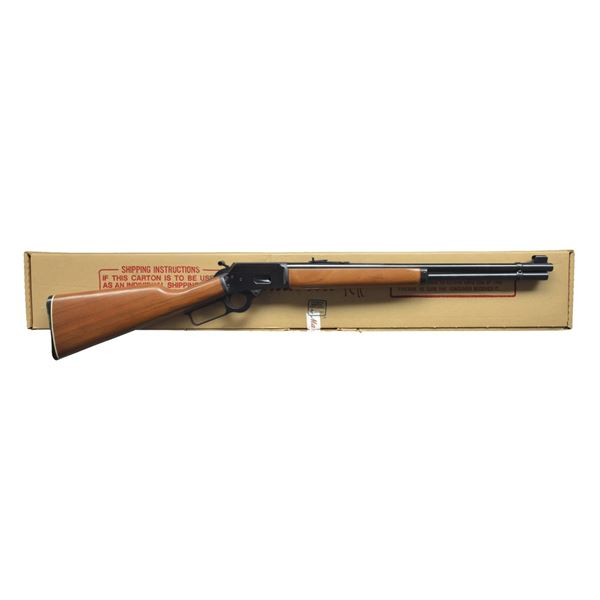 MARLIN MODEL 1894S LEVER ACTION CARBINE.