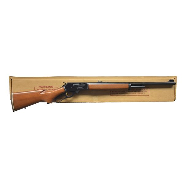 MARLIN MODEL 1895S LEVER ACTION RIFLE.