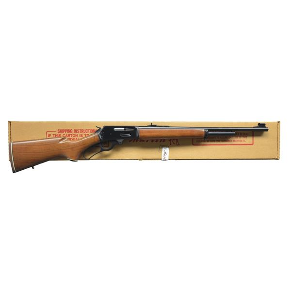 MARLIN MODEL 375S LEVER ACTION RIFLE.