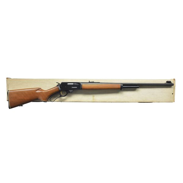 MARLIN MODEL 336 A LEVER ACTION RIFLE.