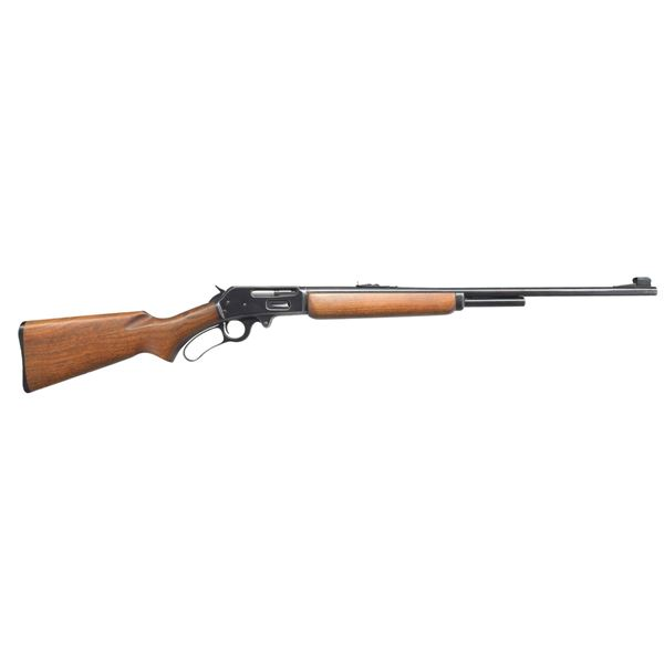 MARLIN MODEL 336-A LEVER ACTION RIFLE.