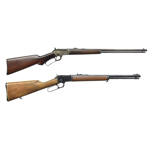 MARLIN MODEL 39 & GOLDEN 39A MOUNTIE LEVER ACTION