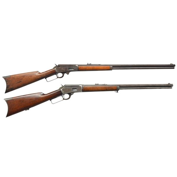 MARLIN 1893 & 1894 LEVER ACTION RIFLES.