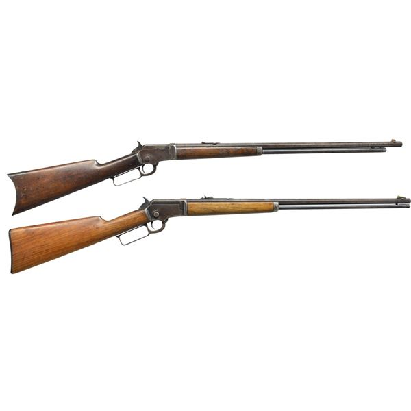 MARLIN 1892 & 92 LEVER ACTION RIFLES.
