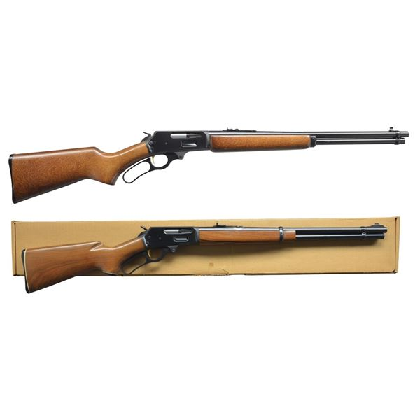 MARLIN MODEL C3030 & 336C LEVER ACTION CARBINES.