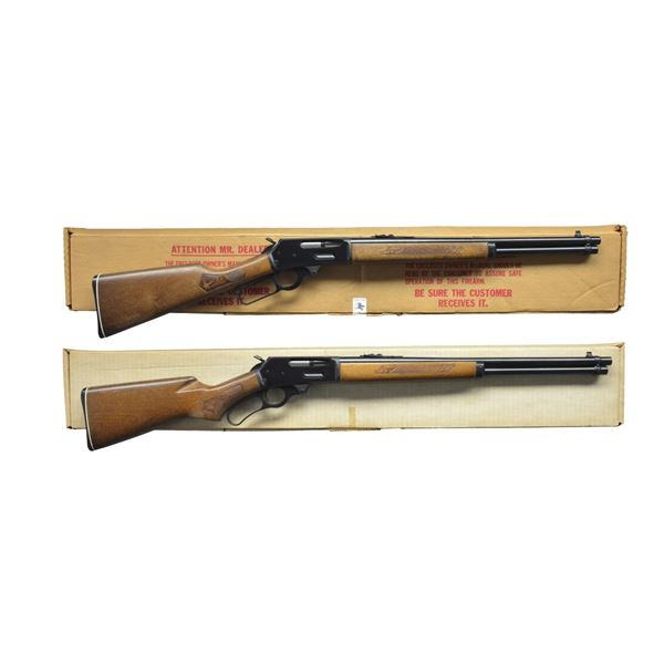 MARLIN GLENFIELD MODEL 30GT & 30A LEVER ACTION