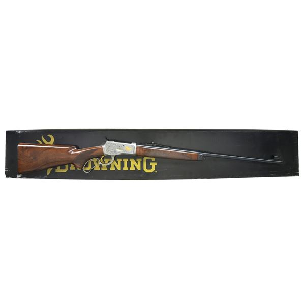 BROWNING MODEL 65 LIMITED EDITION HIGH GRADE LEVER