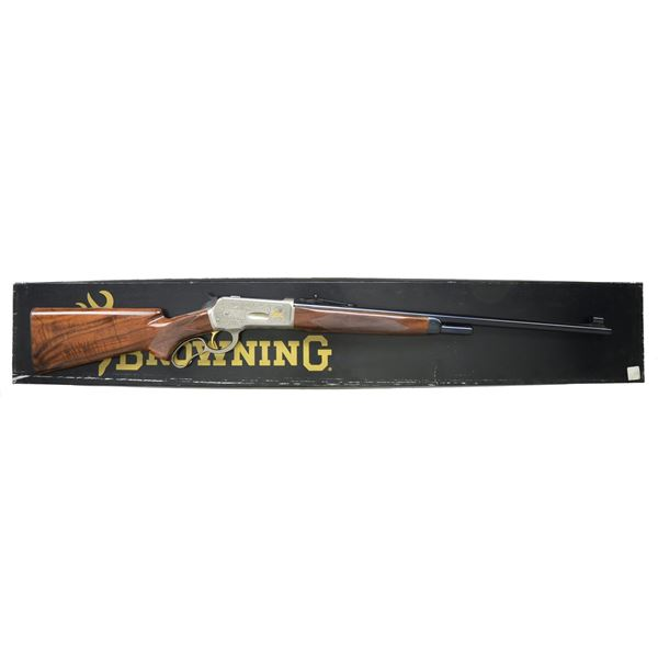 BROWNING MODEL 71 LIMITED EDITION HIGH GRADE LEVER