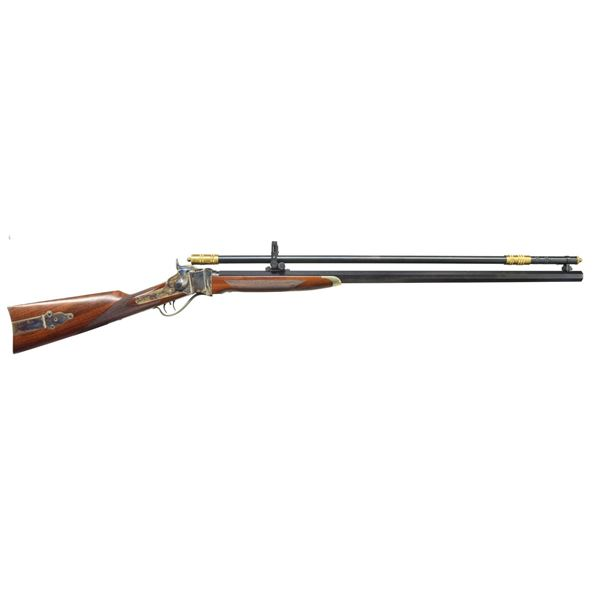 CIMARRON 1874 SHARPS SINGLE SHOT RIFLE.