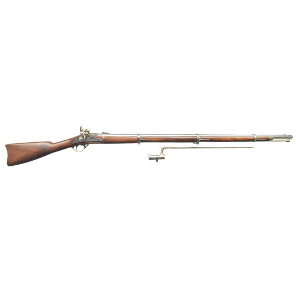 NAVY ARMS MODEL SPRINGFIELD 1863 PERCUSSION